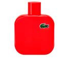 EAU DE LACOSTE L.12.12 ROUGE edt vaporisateur 100 ml