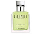 ETERNITY MEN edt vaporisateur 100 ml