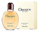 OBSESSION FOR MEN eau de toilette spray 125 ml Calvin Klein