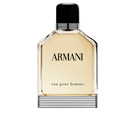 ARMANI EAU POUR HOMME eau de toilette vaporizador 100 ml