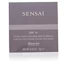 SENSAI TOTAL FINISH natural matte refill #02 12 gr Kanebo