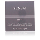 SENSAI TOTAL FINISH natural matte refill Kanebo