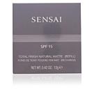 SENSAI TOTAL FINISH natural matte refill #03