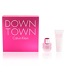 DOWNTOWN coffret 2 pz Calvin Klein