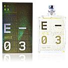 ESCENTRIC 03 eau de toilette vaporizzatore 100 ml Escentric Molecules