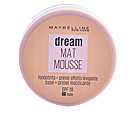 DREAM MATT mousse #21-nude