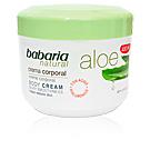 ALOE VERA 20% crema corporal reparadora 400 ml Babaria