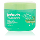ALOE VERA 100% naturel gel corporel 400 ml Babaria