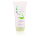 ALOE VERA gel exfoliante facial 150 ml Babaria