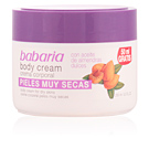 ACEITE ALMENDRAS DULCES body cream pieles muy secas 250 ml Babaria