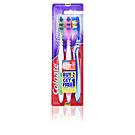 ZIG ZAG cepillo dientes #medium 3 uds Colgate
