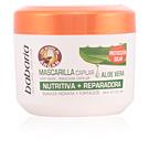 ALOE VERA mascarilla capilar reparadora 400 ml Babaria