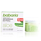 Anti aging cream & anti wrinkle treatment ALOE VERA anti-wrinkle face cream