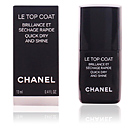 BRILLANCE ET SÉCHAGE RAPIDE #le top coat 13 ml Chanel