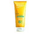 Ochrona Twarzy WET OR DRY melting sun fluid SPF15