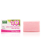 PHYTO NATURE pastilla jabón rosa mosqueta 120 gr Luxana