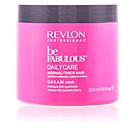 BE FABULOUS daily care normal cream mask 500 ml Revlon