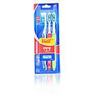 ALL ROUNDER CLEAN cepillo dental #suave 3 pz Oral-b