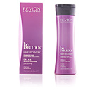 BE FABULOUS recovery cream shampoo 250 ml Revlon