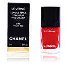 LE VERNIS #546-rouge red