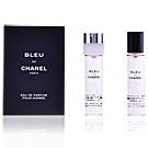 Chanel BLEU eau de parfum spray refills 3 x 20 ml