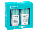 Biotherm PURE INVISIBLE DÉO ROLL-ON LOTE 2 pz
