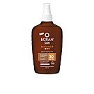 SUN LEMONOIL BRONCEA+ aceite spray SPF30 Ecran