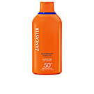 SUN BEAUTY velvet fluid milk SPF50 Lancaster