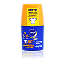 SUN NIÑOS protector hidratante roll-on SPF50+ 50 ml Nivea