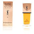 LA LAQUE COUTURE #62-jaune babouche 10 ml