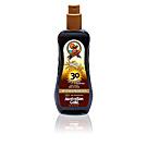 SUNSCREEN SPF30 spray gel with instant bronzer 237 ml
