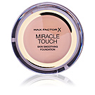 MIRACLE TOUCH skin smoothing foundation #60-sand