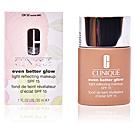 EVEN BETTER GLOW light reflecting makeup SPF15 #neutral
