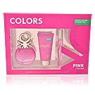 COLORS PINK for her COFFRET