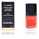 LE VERNIS #634-arancio vibrante