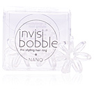 INVISIBOBBLE NANO crystal clear hair rings x 3