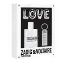 THIS IS HER! lotto Zadig & Voltaire