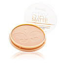 STAY MATTE pressed powder #006-warm beige  Rimmel London